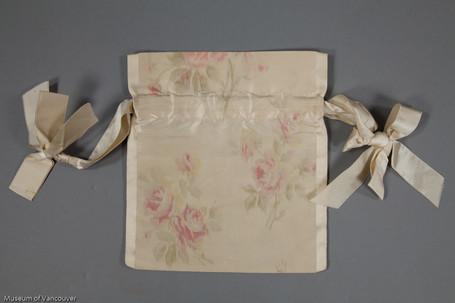 Pauline Johson's lingerie bag