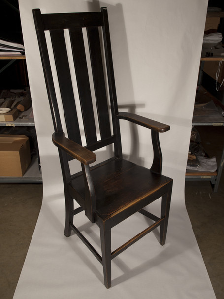 Judge Begbie's chair
