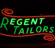 Image - Regent Tailors neon sign, c. 1946-1975